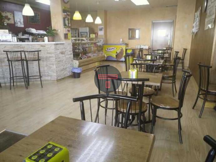 TRASPASO CAFETERIA PANADERIA