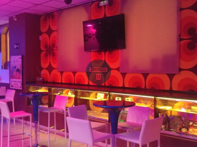 Bar de copas en Madrid (Barrio de Salamanca)